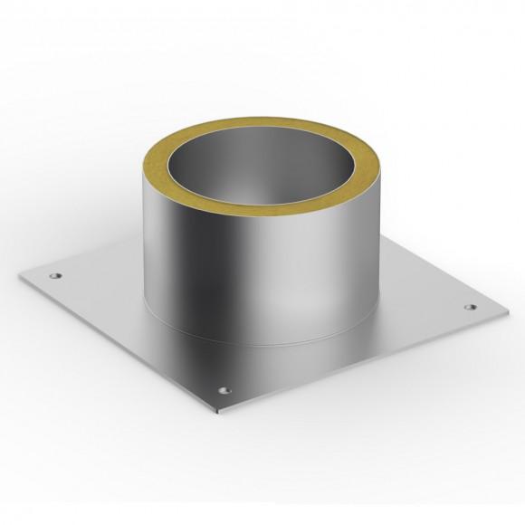 ДППУ УМК D120 (AISI-439/ОЦ 0,5мм) (теплый)