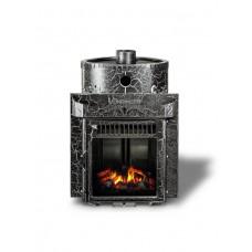 Печь банная Ферингер Классика 'До 23 м³ '- Экран (Антик) (закрытая каменка)