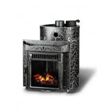 Печь банная Ферингер Гармония 'До 30 м³' - Экран (Антик) (закрытая каменка)