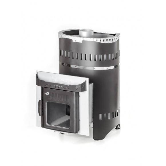 Печь банная Ферингер Классика 'До 18 м³'- Телескоп (открытая каменка)