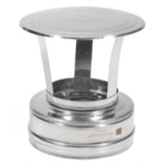 Зонт-Конус термо ТиС ЗКТ-Р D115/200 (AISI-430/0,5мм)