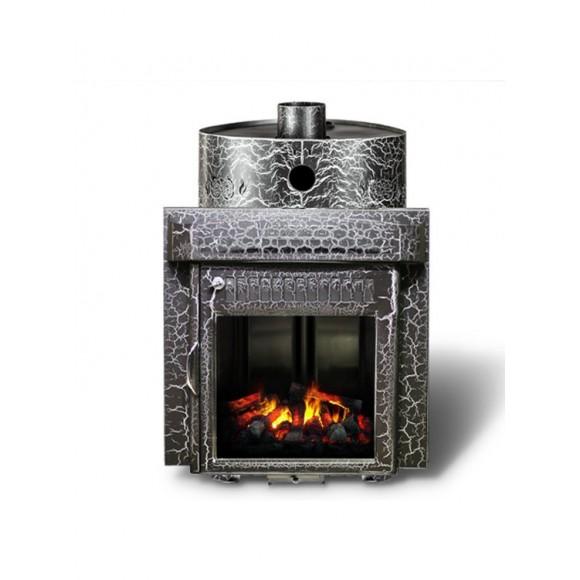 Печь банная Ферингер Гармония 'До 30 м³'- Экран (Казанские мотивы) (закрытая каменка)