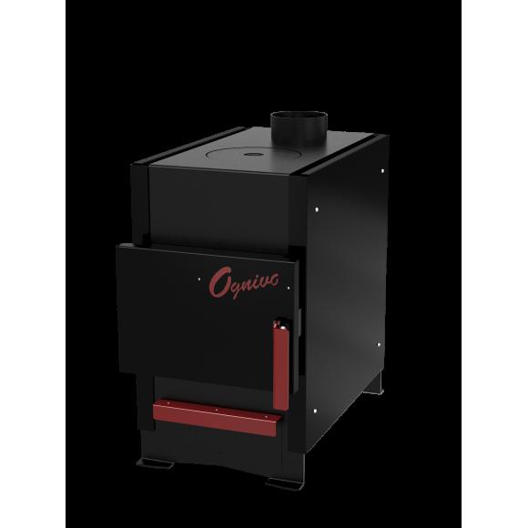 Печь отопительная Термокрафт Ognivo-I с конфоркой (до 120 м³)