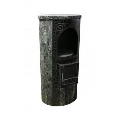 Печь отопительно-варочная Ферингер «Лада» - Змеевик (до 150 м3)