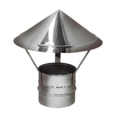Зонт Вулкан без изоляции D250, матовый