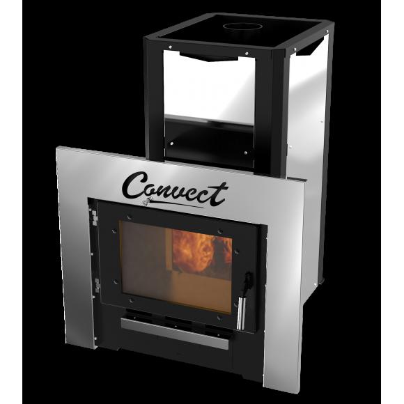 Банная печь Термокрафт Convect-I (открытая каменка)