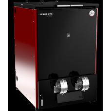 Котел твердотопливный Термокрафт ZEUS Turbo 56-76 кВт