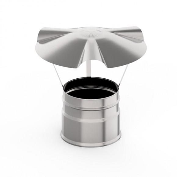 Зонт УМК D115 (AISI-439/0,5мм)