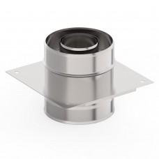 Монтажная площадка УМК стеновая, D150/210 (AISI-439/439 1,0/0,5 мм)