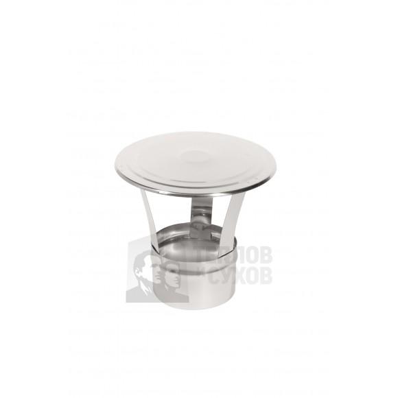 Зонт-Конус термо ТиС ЗКТ-Р D120/200 (AISI-430/0,5мм)