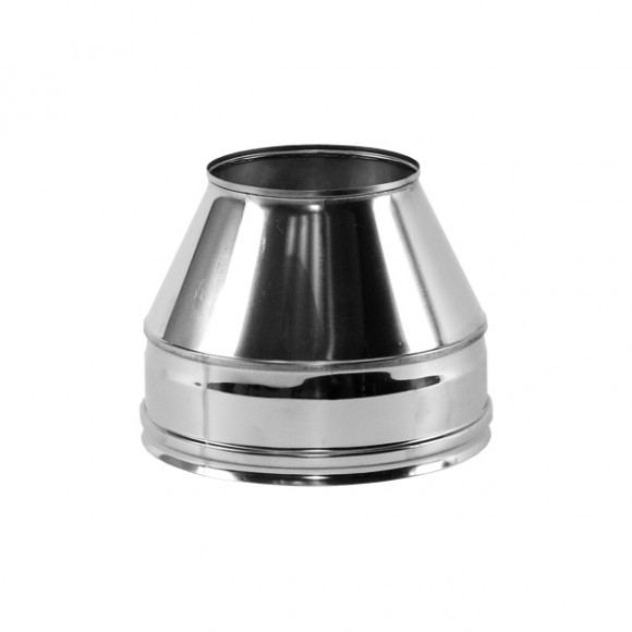 "Конус ""Факел"" V50R Вулкан D120/220 (AISI-321/304/0,5мм)"
