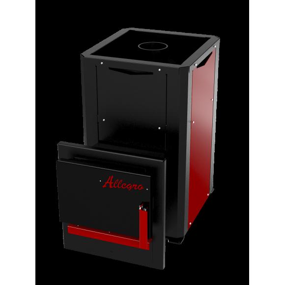Банная печь Термокрафт Allegro II (открытая каменка)