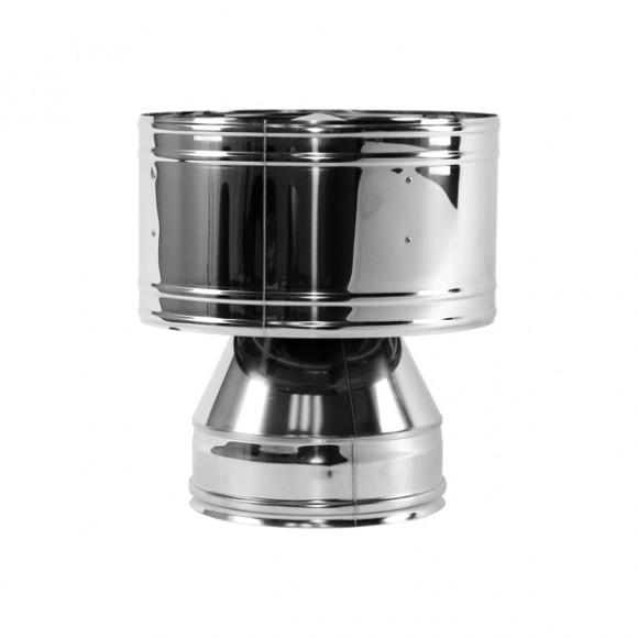 Дефлектор V50R Вулкан D115/215 (AISI-321/304/0,5мм)