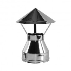 Зонт V50R Вулкан D115/215 (AISI-321/304/0,5мм)