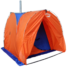 Палатка мобильная баня Алтай