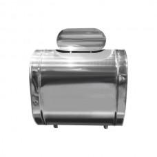 Настенный бак для воды 53л (гориз.) нерж 304 0.5 мм