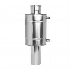 Бак для подогрева воды D115 12л нерж 439 0.8 мм