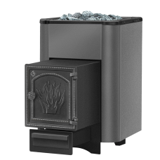 Банная печь Этна Кратер 14 ДТ-3