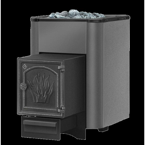 Банная печь Этна Кратер 18 ДТ-4