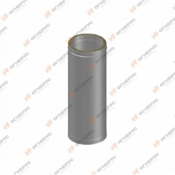 Труба Термо  нерж, t0.5 / ОЦ, t0.5,  d80 / D160 L1000