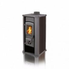 Печь-камин Tim Sistem Diana c черными керамическими вставками