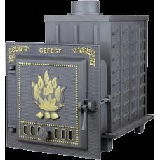 Чугунная Банная Печь «Гефест» (ПБ-04 ЗК)