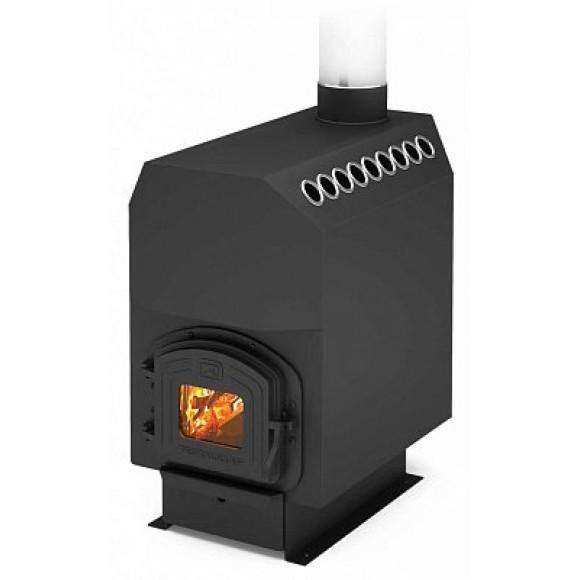 Печь отопительная Теплодар Топ модель-300 с чугунной дверцейй