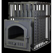 Чугунная Банная Печь «Гефест» (ПБ-02МC ЗК)