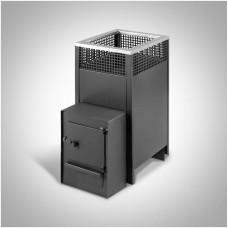 Печь банная Радуга ПБ-10 сталь 4 мм (до 15 м³)