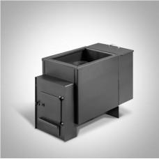Печь банная Радуга ПБ-12Б сталь 4 мм (до 15 м³)