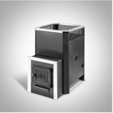 Печь банная Радуга ПБ-31 сталь 4 мм ТО (до 30 м³)