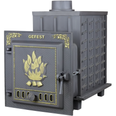 Чугунная Банная Печь «Гефест» (ПБ-04)