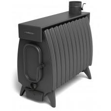 Печь отопительно-варочная TMF Огонь-батарея 11 Лайт, дровяная, антрацит