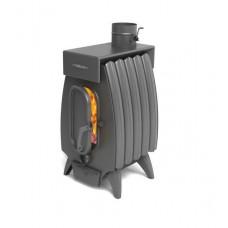 Печь отопительно-варочная TMF Огонь-батарея 5Б Лайт с баком, дровяная, антрацит