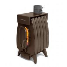 Печь отопительно-варочная TMF Огонь-батарея 11Б Лайт с баком, шоколад