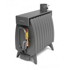 Печь отопительно-варочная TMF Огонь-батарея 9 Лайт, дровяная, антрацит