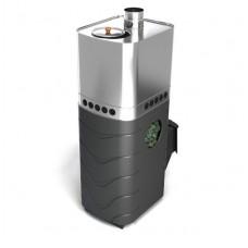 Печь для бани TMF Бирюса 2013 Carbon ДА ЗК антрацит (до 18 м3)