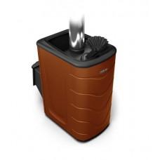 Печь для бани TMF Гейзер 2014 Carbon ДА ЗК терракота (до 18м3)