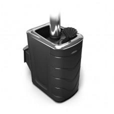 Печь для бани TMF Гейзер 2014 Carbon ДН ЗК, антрацит (до 18м3)