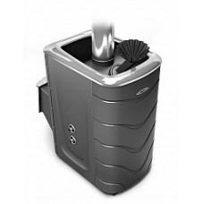 Печь для бани TMF Гейзер 2014 Inox ЗК ДН ТО антрацит (до 18 м3)