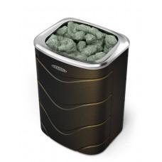 Печь для бани электрическая TMF Примавольта 6 кВт, черная бронза
