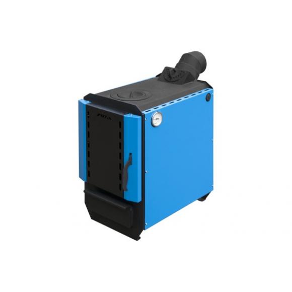 Котел твердотопливный Zota Box 8 кВт